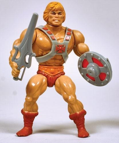 He-man  @childhood-memories
