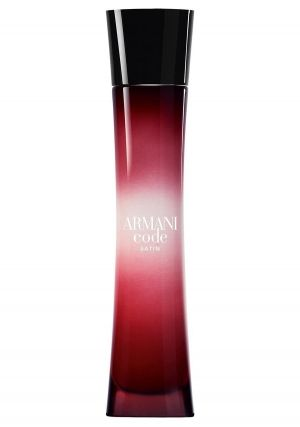 Armani Code Satin by Giorgio Armani Is a sweet, warm, spicy, cacao, white Floral Fruity Gourmand fragrance with pear, sorbet and ginger in the top. Neroli, jasmine and orange blossom in the middle. Patchouli, praline, cacao and vanilla in the base. - Fragrantica