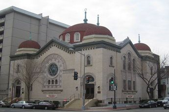 jewish synagogue washington - Google Search