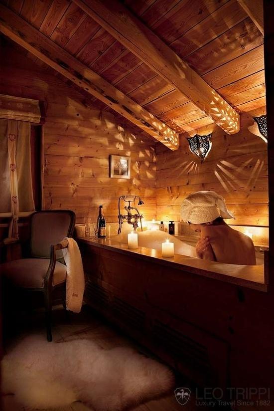 17 Best Images About Candlelit Baths On Pinterest