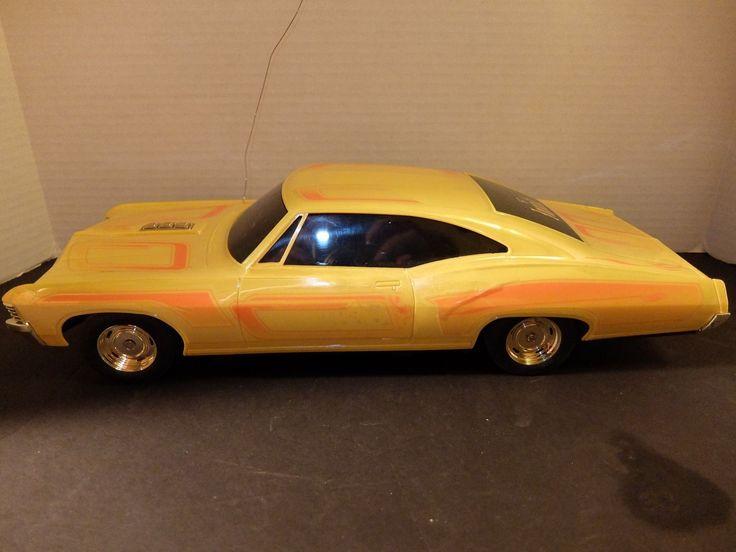 Radio Shack 1967 Impala Lowrider RC Car Radio Remote Control
