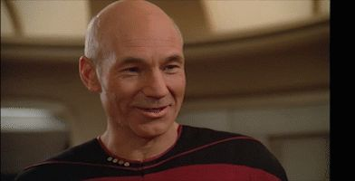 Best GIFS: Captain Picard