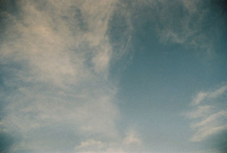 sky - film photography
