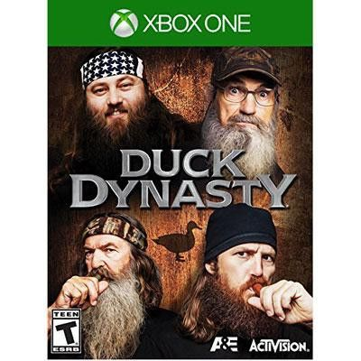 Duck Dynasty Xbox One - Activision Blizzard Inc - 77033