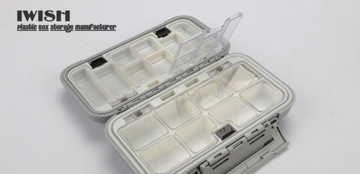 Wholesale Fishing Tackle Box | Lure Box | Hook Box | China Manufacturer