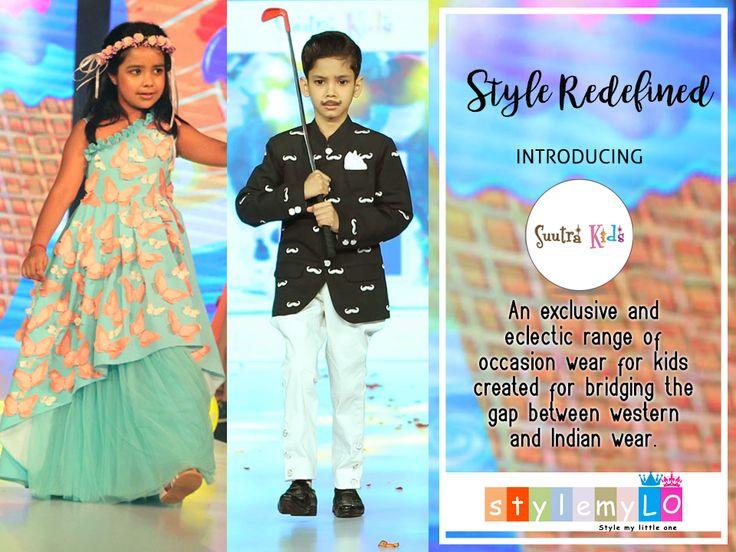 Welcome aboard! @stylemylo #kidswear #kidsclothing #onlineshopping #madeinindia #babyboys #babygirls #designer #designerkids #kidsfashion #ethnic #partywear