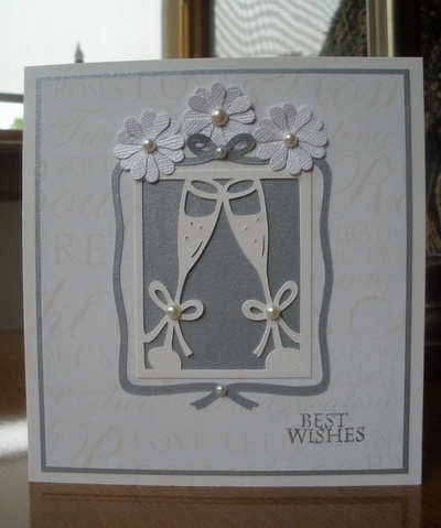 Stretch your imagination Cartridge to make this cute card