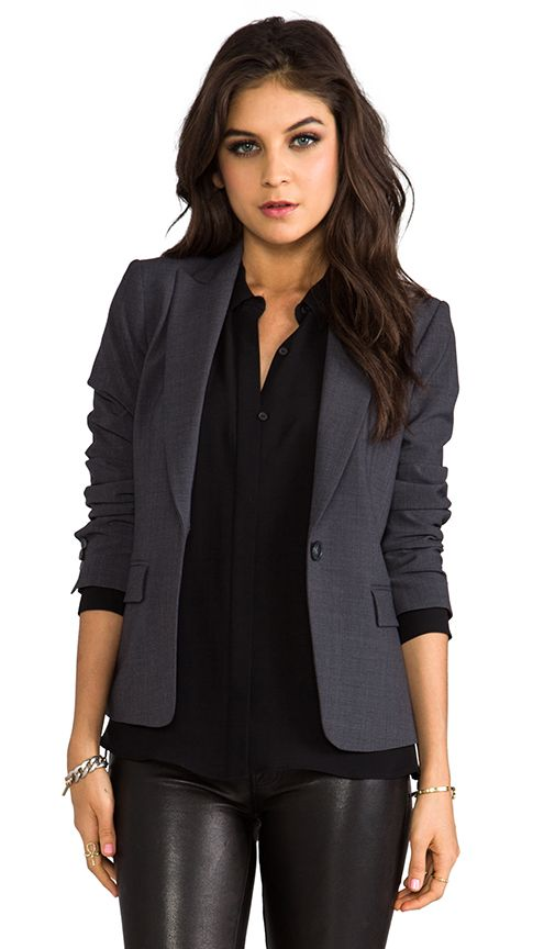 Apple Body Shape: Shopping For Blazers - Project Motherhood