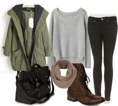 winter/fall I need some combat boots..