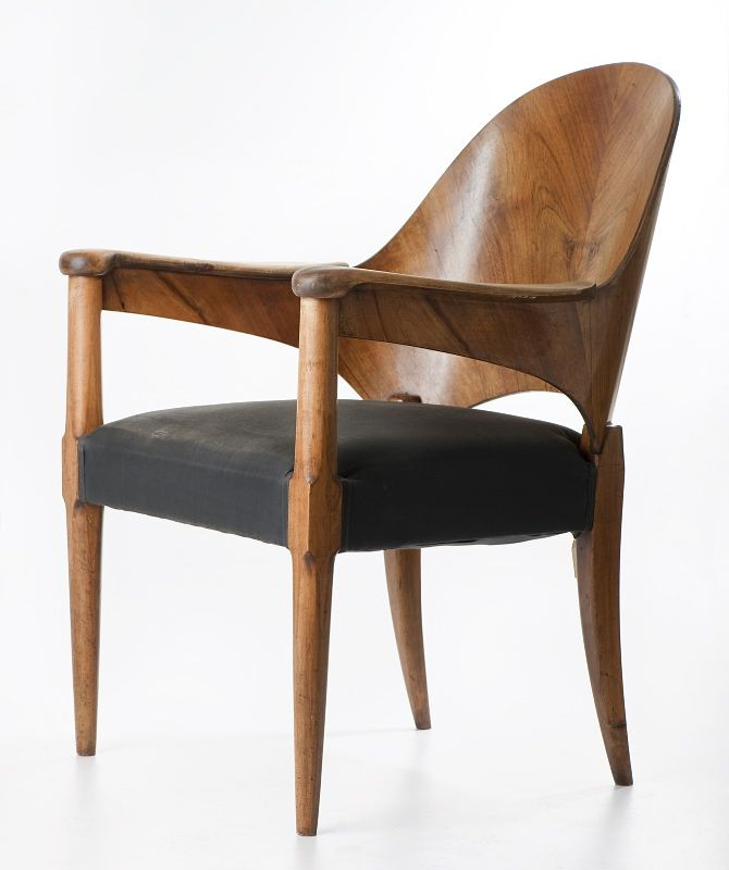 Fotel, Maria Chomentowska, 1954 IWP