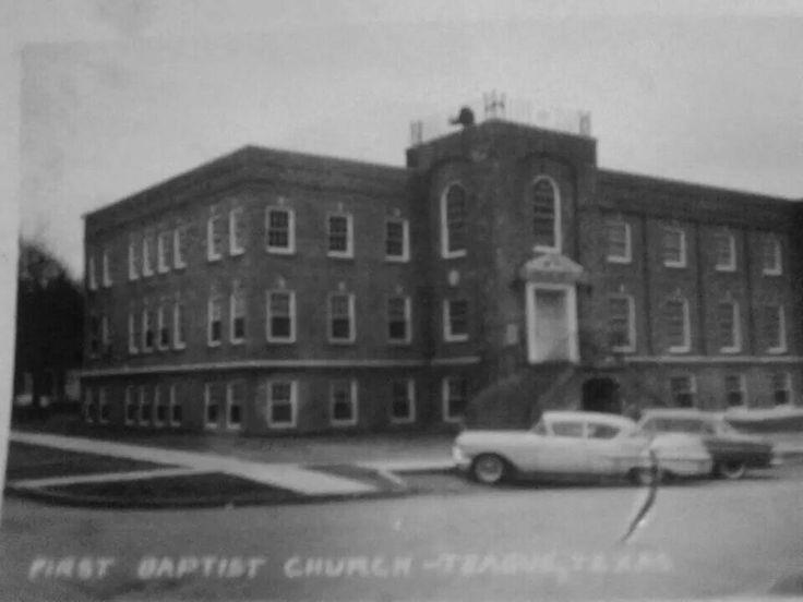 First Baptist Church Teague Tx