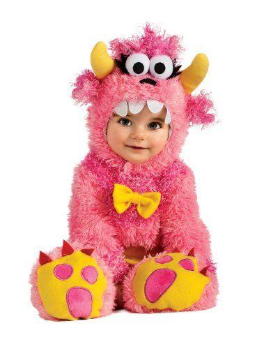 Rubie's Costume Noah's Ark Pinky Winky Monster Romper Costume $37.49 www.teelieturner.com Monster costume for little one. #babycostume