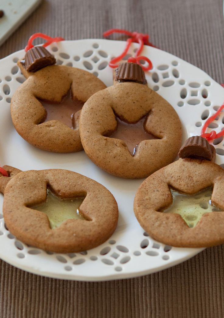 79 best christmas baking recipes images on pinterest christmas stained glass window biscuits get the frances quinn treatment and become pretty baubles to hang on forumfinder Choice Image