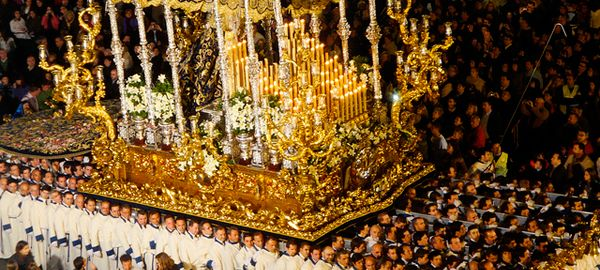 Semana Santa in Málaga  http://maxestatesmijas.com/the-incense-and-essence-of-malaga-at-easter/