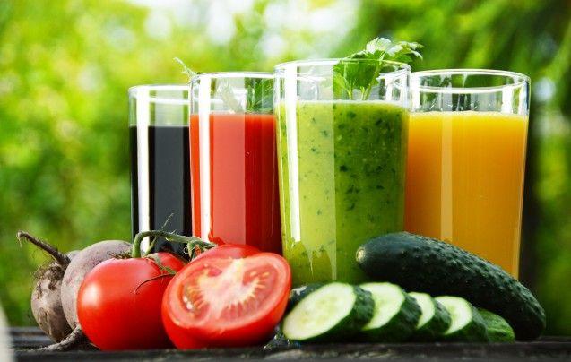Fa-ti un suc pentru accelerarea metabolismului! Este simplu!