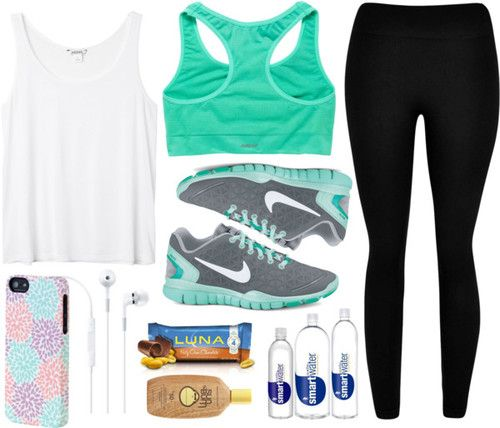 I will never understand this polyvore thing why people feel the need to add things to the actual outfits ex: iPhone, smart water, lotion ??? hmmm this is cute anyways!
