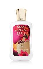 #BBWBlueRibbon  Honey Autumn Apple  Body Lotion from Bath and Body Works is my favorite! http://bbw.com/blueribbon