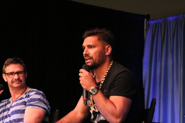 'Spartacus' Actor Manu Bennett Allegedly Punches Man In Alamo City Comic Con Party, Gets Arrested - http://www.morningnewsusa.com/spartacus-actor-manu-bennett-allegedly-punches-man-in-alamo-city-comic-con-party-gets-arrested-2336417.html