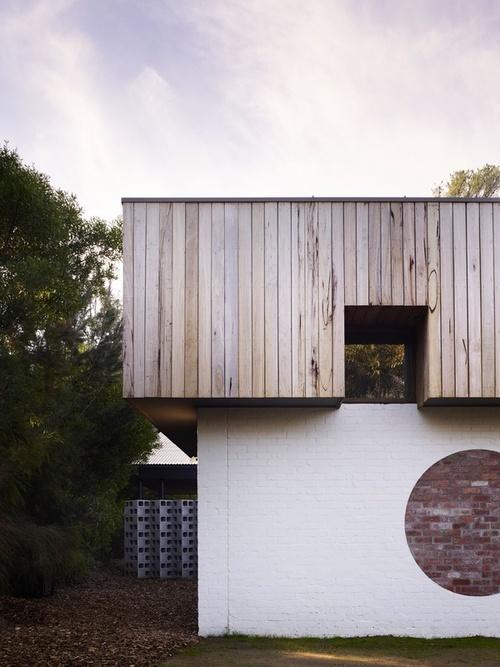 merricks beach house | detail ~ kennedy nolan architects