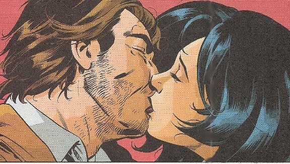 Snow and Bigby (Fables)