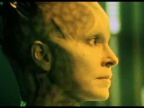 Susanna Thompson - The Borg Queen Speaks - YouTube