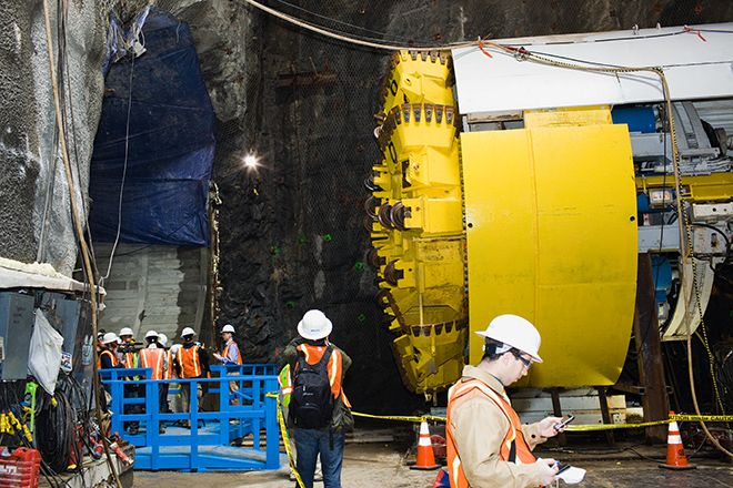 Drill Down: Going Deep With NYC's Second Avenue Subway Project