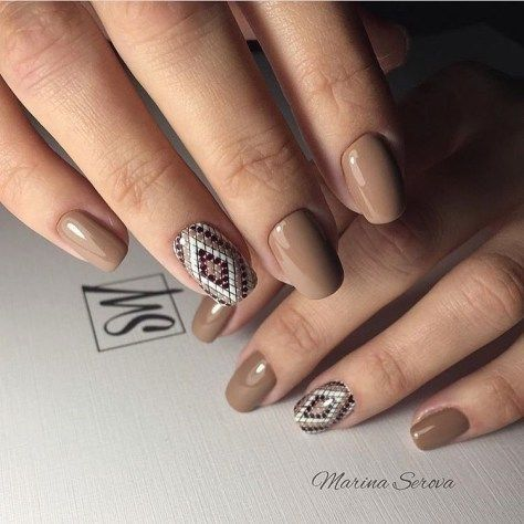 166 best Gel Nails 2018 images on Pinterest | Animal tattoos, Beauty ...
