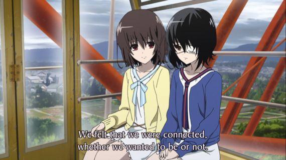 Mei Misaki and Misaki Fujioka.