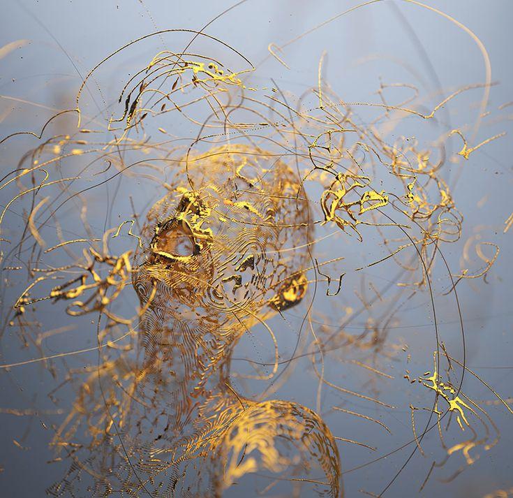 'Golden boy' Adam Martinakis - Athens, Greece artist