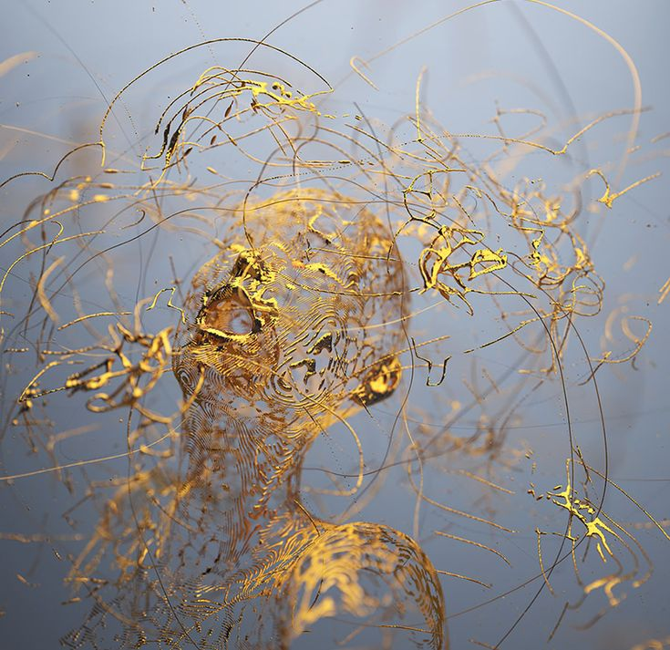 'Golden boy' Adam Martinakis - Athens, Greece artist