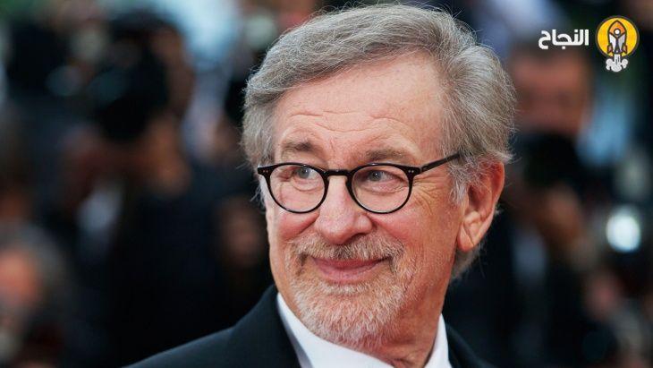 قصة نجاح المخرج السينمائي ستيفن سبيلبرغ Cannes Photo Steven Spielberg