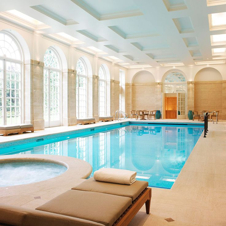 Indoor Home Pool Designs view in gallery an orb fireplace and hot tub flank the cool pool Best 25 Indoor Swimming Pools Ideas On Pinterest Amazing Swimming Pools Mansion Interior And Hidden Rooms