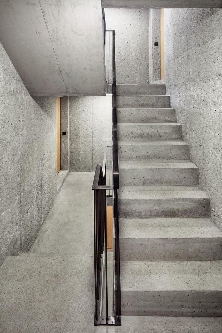 53 besten Treppen Bilder auf Pinterest | Treppengeländer, Treppen ...