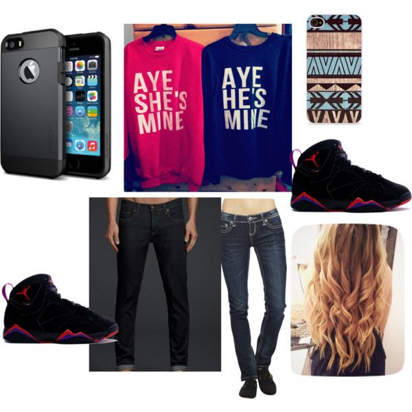 Cute Couple Outfits   fashion cute outfits cute couple outfit created by mzmieta 11 months ...