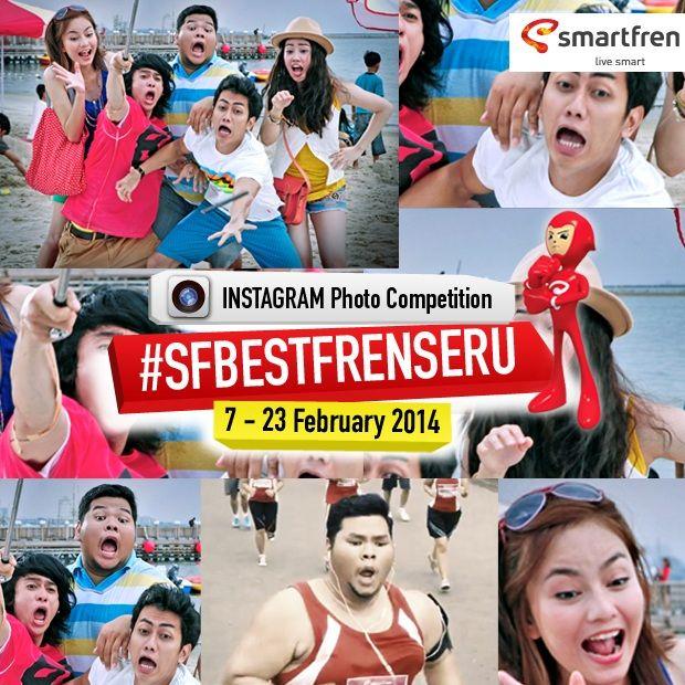 Smartfren Bestfren Moment Photo Competition