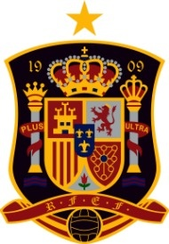 Spain National Football Team Crest
