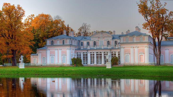 Ораниенбаум,дворец,Санкт Петербург,Россия.