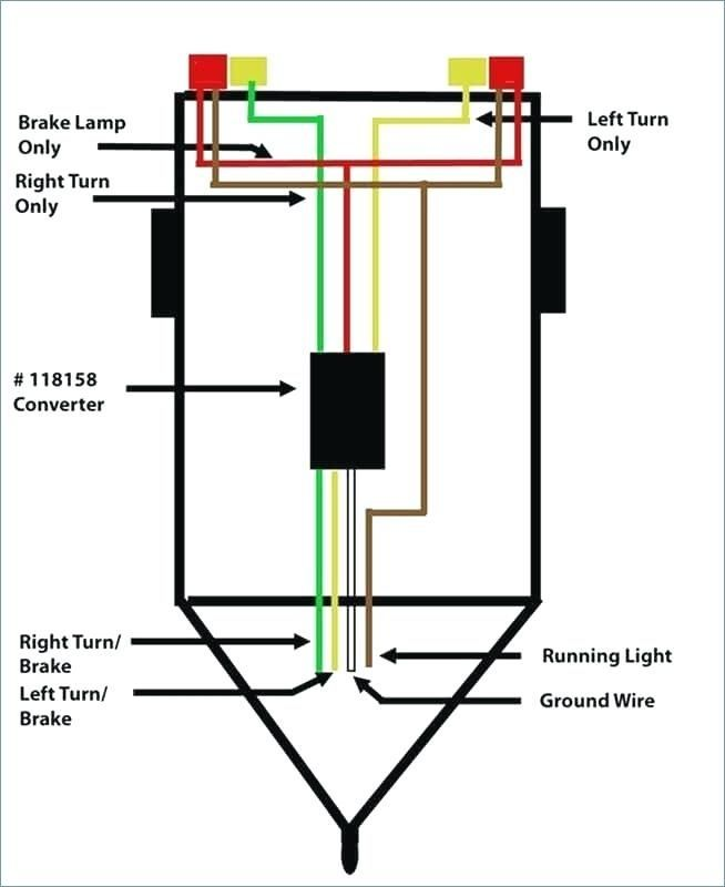 30 best of 3 wire led tail light wiring diagram  trailer