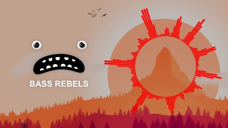 Seum Dero & Evalk - Shining [Bass Rebels Release] No Copyright Music For...