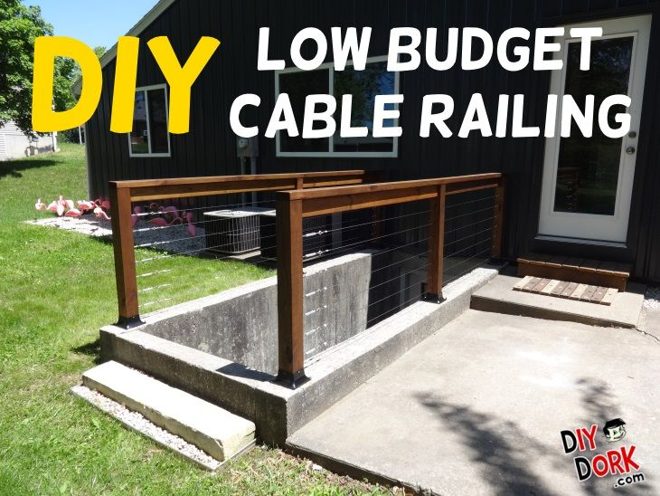 Best How To Build A Low Budget Stainless Steel Aircraft Cable 400 x 300
