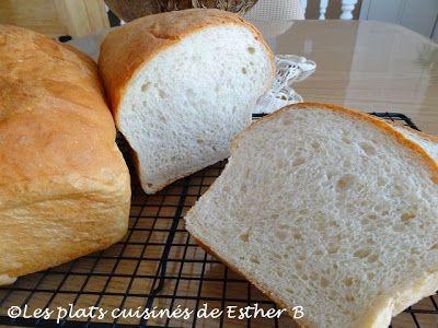 Les plats cuisinés de Esther B: Pain amish