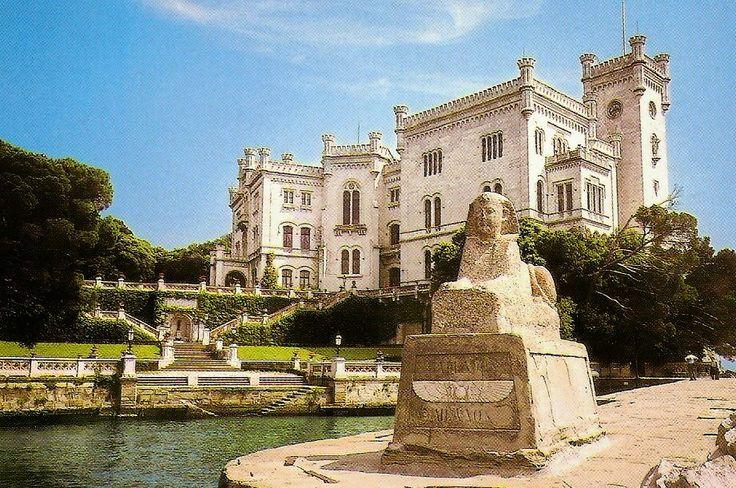 castello miramare foto - Cerca con Google