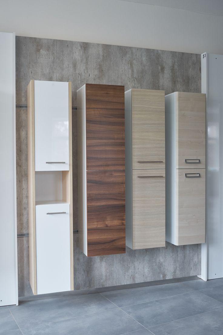 Koupelny - inspirace - Kterou vysokou koupelnovou skříňku s policemi byste chtěli do vašeho bytu? Vyberte si u nás v Dřevojasu - showroom Svitavy