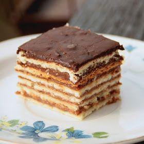 My life in Cookieland: Hungarian Cake
