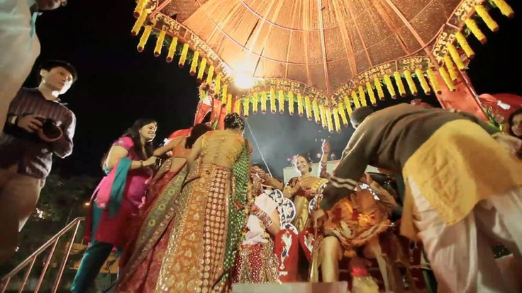 A truly India Wedding - Gujarati Wedding in Baroda ( India )