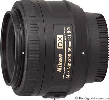 My Favorite Lens!! Nikon 35mm f/1.8G AF-S DX Nikkor Lens Review