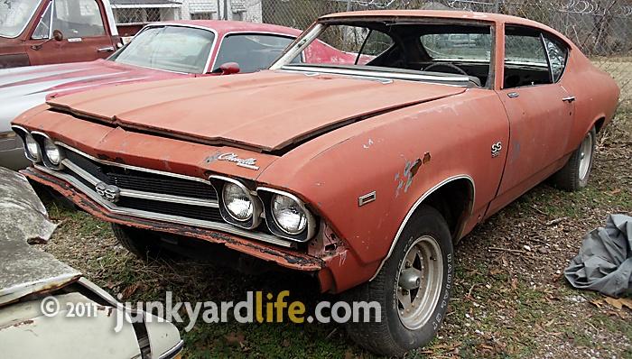 Junkyard Life Classic Cars, Muscle Cars, Barn finds