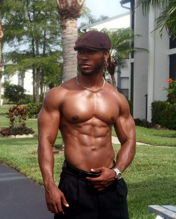 Sexy Black Men Pictures... Jucco