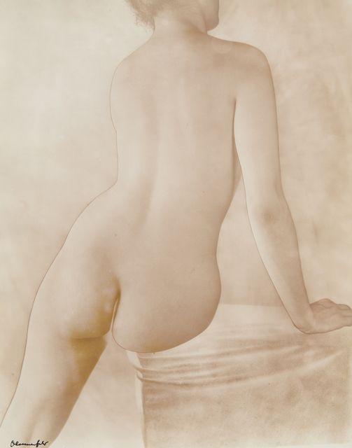 Erwin Blumenfeld, 'Back, Paris,' 1938, Rick Wester Fine Art