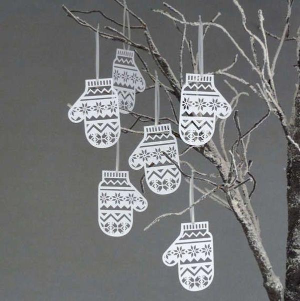 11 Kalėdinių rankų darbo dekoracijų idėjų | Domoplius.lt